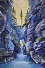 Maligne Canyon - Maligne Canyon by Emily Lozeron&nbsp(2)