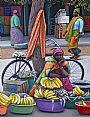 Waiting - Banana seller -  by Judy Scotchford&nbsp(2)