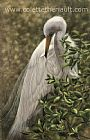 Great Egret (SOLD) - Great Egret  by Colette Theriault&nbsp(2)