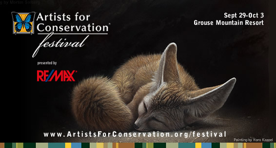 Artists for Conservation presents the 2016 AFC Festival | Vancouver, BC